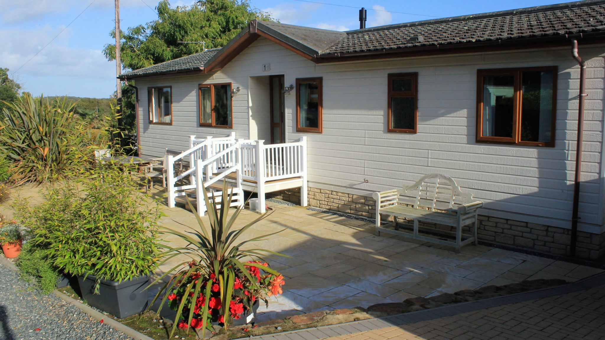 Deluxe Lodge Holiday Park Open All Year
