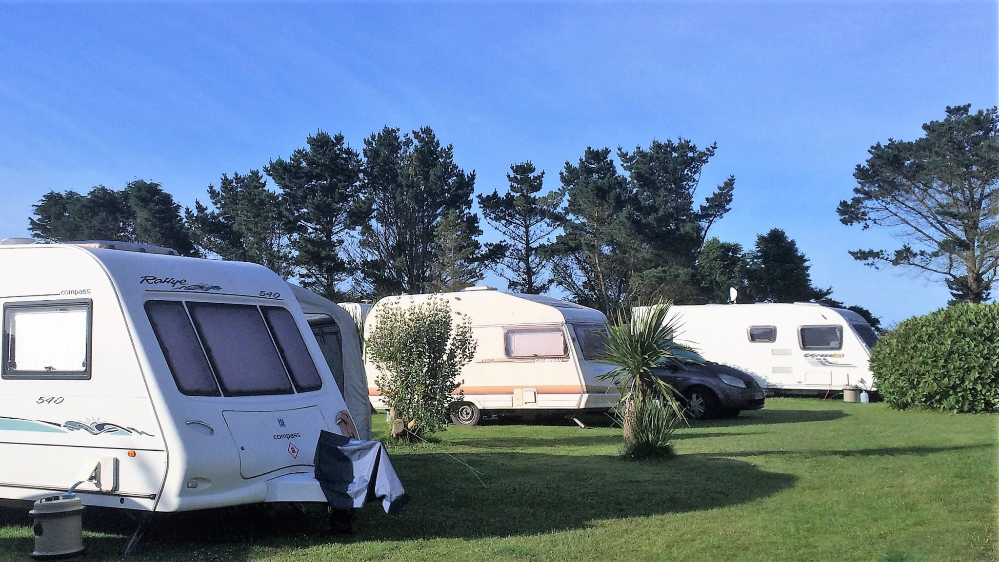 Touring Holiday Park In Cornwall
