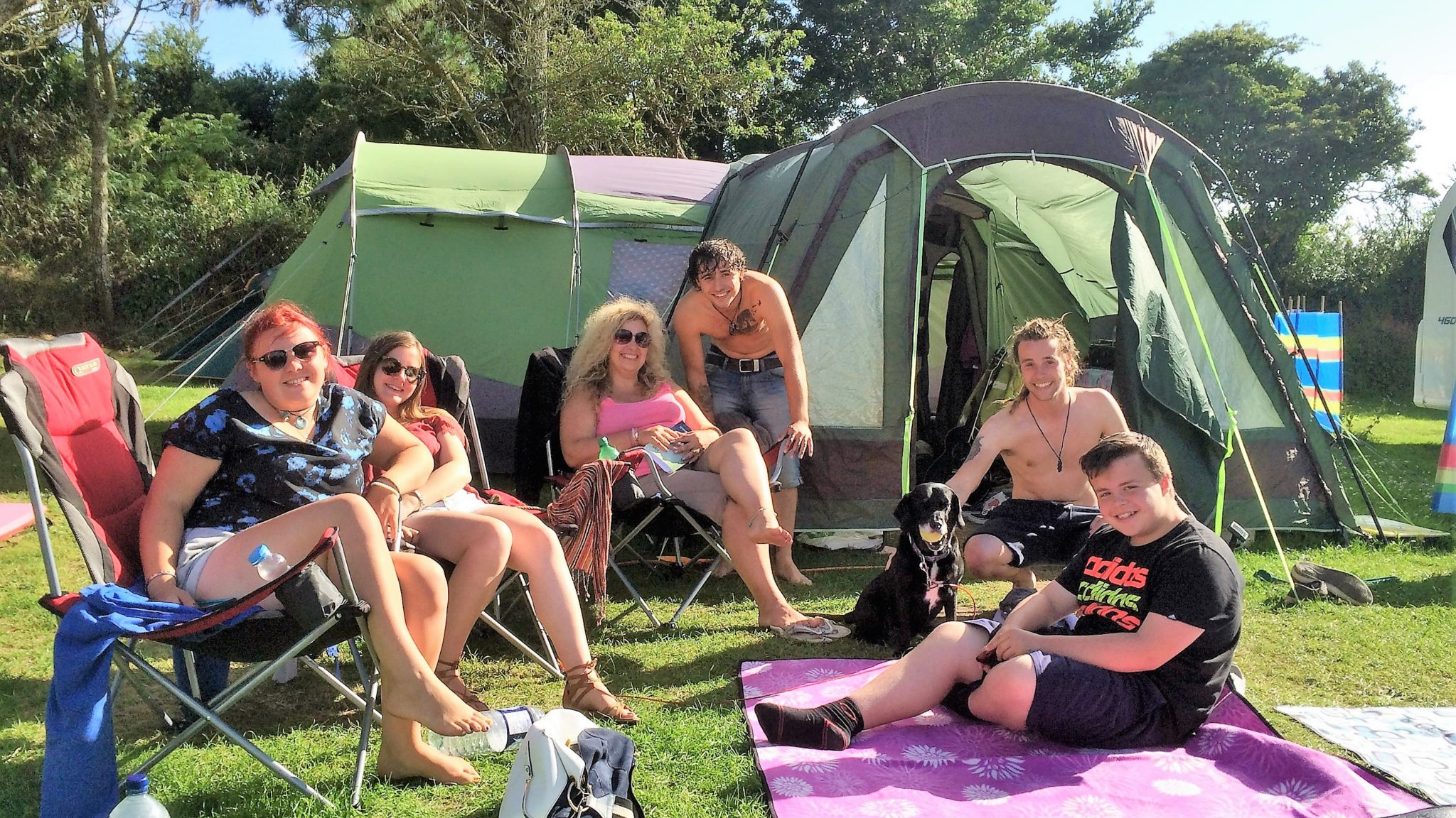 Family And Friend Holiday Park In Cornwall