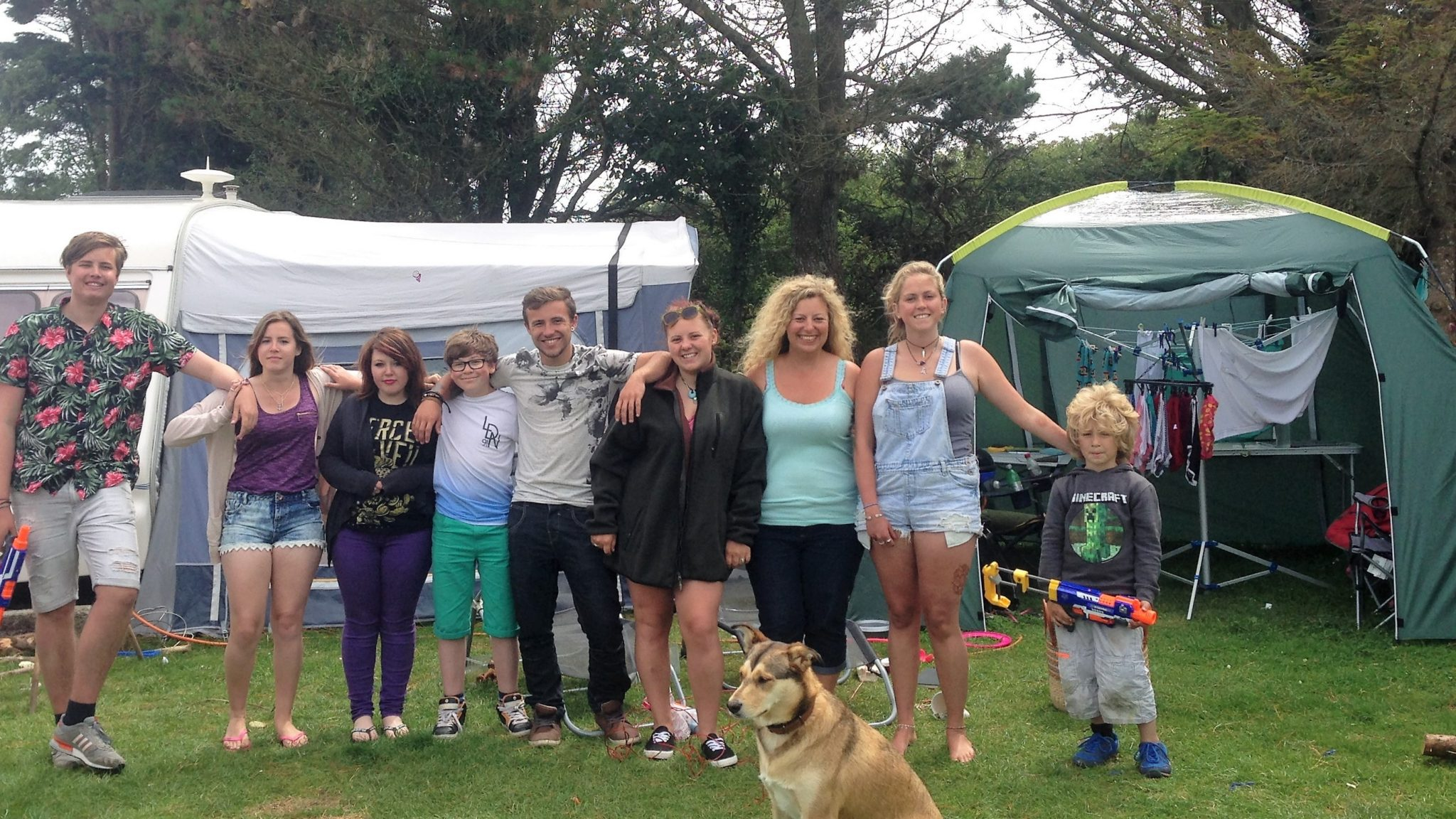Family Holiday Park In Cornwall