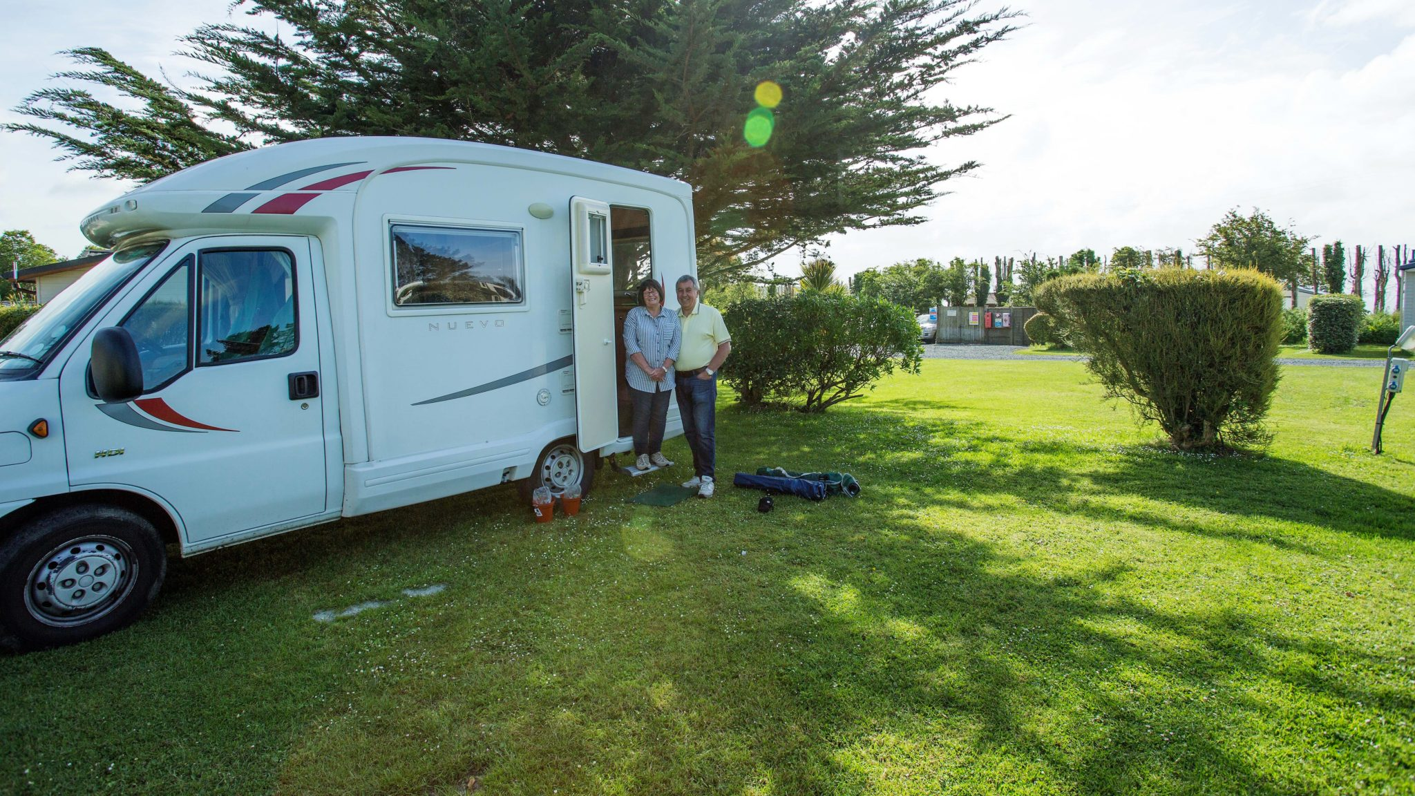 Motorhome Holidays On The Lizard