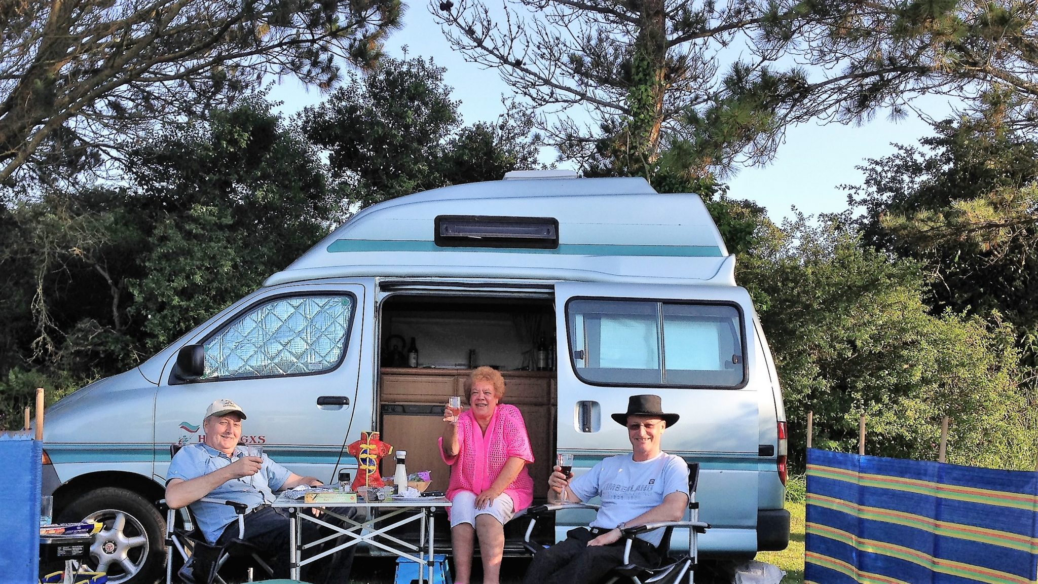 Campervan Holiday On The Lizard