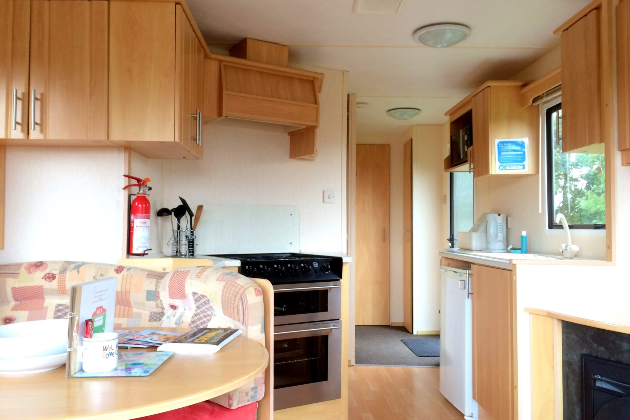 Affordable Caravan Holiday On The Lizard
