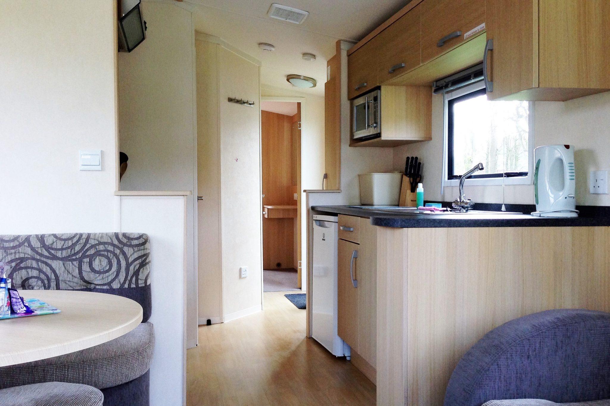 Caravan Holiday In Cornwall