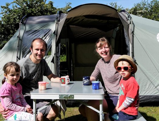 Silver Sands Holiday Park - A Family Camping Site
