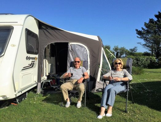Silver Sands Holiday Park - Touring And Motorhomes Pitches